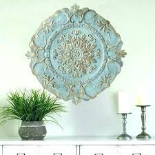 exterior wall medallions outdoor ll medallions medallion large ornate art decor plaque decorative tile