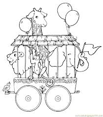 Small Picture Awesome Circus Coloring Pages Pictures New Printable Coloring