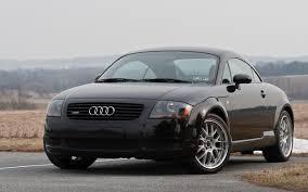 2002 Audi TT 1.8T 180hp 1/4 mile Drag Racing timeslip specs 0-60 ...