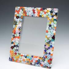 can enjoy venetian glass craftsmanship multiflower venetian glass photo frame frames