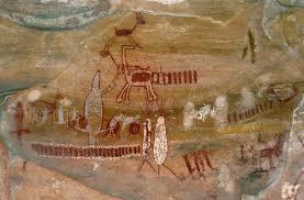 Resultado de imagem para vale do catimbau pinturas rupestres
