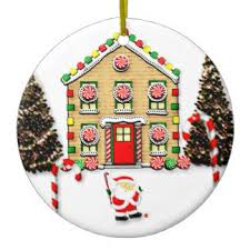 Field Hockey Christmas Collectible Ceramic Ornament