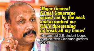 Image result for major general kamal gunaratne