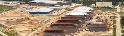 Atmospheric Tank Design Cb I Storage Terminals For Bulk Liquids Refrigerated