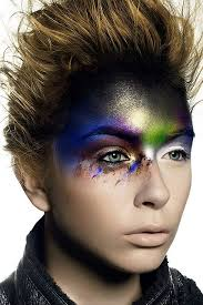 makeup art by andi soon loving these conceptual pieces