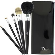 dior backse makeup brush set