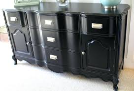 ideas to paint furniture. Painting Furniture Ideas Color Console Painted In Black Of The Best Paint Colors For To