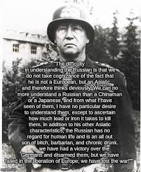 General Patton Quotes Fascinating General Patton On Russia Roman In Ukraine