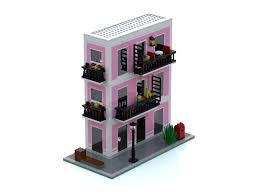 lego office building. San Juan Office Building Lego F