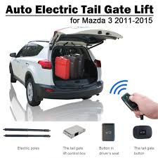 <b>Smart Auto Electric Tail</b> Gate Lift for Mazda 3 2011 2015 Remote ...