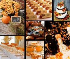 Outdoor Decorating For Fall Outdoor Fall Wedding Decorations Themes Wedding