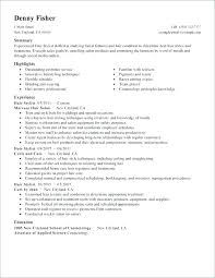 Cosmetology Sample Resume Cosmetology Resume Objective Albertogimenob Me
