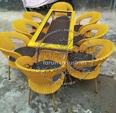 cane wicker rattan outdoor furniture in