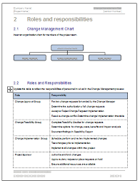 Program Proposal Template New Change Management Proposal Template Onepiece