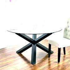 glass top dining table round tables for 2 set d ikea