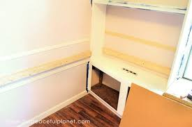 build your own home office. Build A Large Surface Home Office Desk From Inexpensive 3/4\ Your Own D