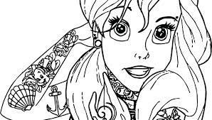 Princess Coloring Pages Of Easy Disney For Adults Quotes Page
