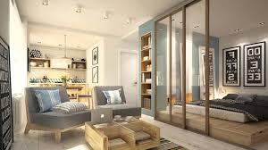 Home Design Inspiring Studio Apartment Room Dividers