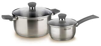 <b>Набор посуды</b> Rondell Strike RDS-819 <b>4 пр</b>. — купить и выбрать ...