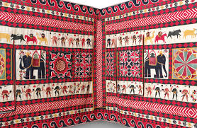History Of Fabric Design The Fabric Of India Review A Nations Interwoven History Wsj