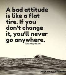 Bad Attitude Quotes Simple 48 Attitude Quotes 48 QuotePrism