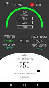 GO Calc Pokemon CP Calculator for Android - APK Download