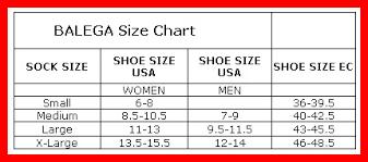 52 Surprising Balega Running Socks Size Chart