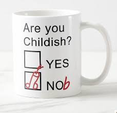 office mugs funny. contemporary office are you childish mug  funny by rude mugs  rude mugs mugs office  motorcycle coffee on office mugs funny