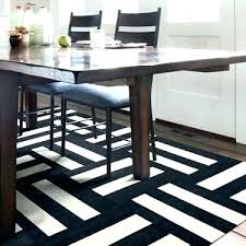 black and white geometric runner rug colours rugs side by