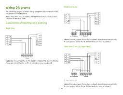 ecobee3 user guide Ecobee Wiring Diagram Ecobee Wiring Diagram #12 ecobee wiring diagram for a heat pump