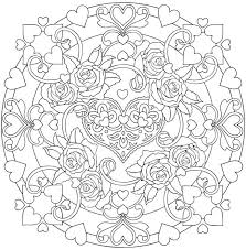 Small Picture 2382 best flower coloring images on Pinterest Coloring Coloring