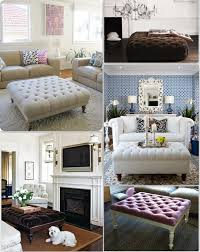 Upholstered Coffee Table Diy Upholstered Coffee Table Ottoman With Stools Make An Out Of A Thippo