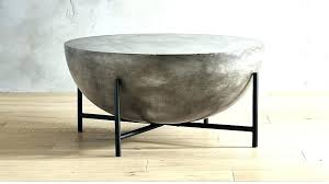 cb2 concrete coffee table element coffee table full size of living element coffee table weight concrete