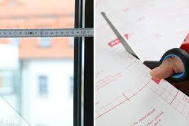 Blickdichte Fensterfolie Als Sichtschutz Anbringen Anleitung Talude