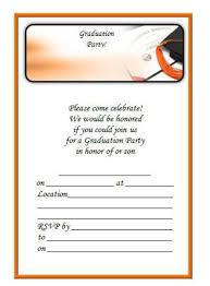 Graduation Party Invitations Templates 650 882 006