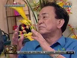 24 Oras: Veteran actor na si Luis Gonzales, pumanaw na - 24oras_031612_16