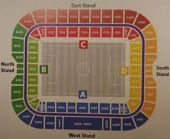 Kaliningrad Stadium Seating Chart Kaliningrad Stadium Tickets Information Seating Chart And