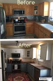 home kitchen furniture. two toned cabinets valspar cabinet enamel from lowes u003d successful kitchen updating best home furniture