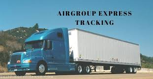 airgroup tracking track trace airgroup courier package delivery status enter air group
