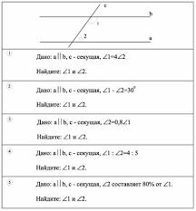 Рефераты по математике Страница com Банк  Методология изучения темы Признаки параллельности прямых