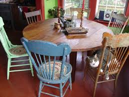 round farmhouse dining table and chairs great with photos of round farmhouse photography at