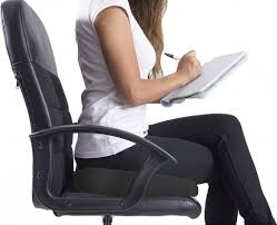 office chair cushion for lower back pain chairs best memory foam seat cushions reviews inside size