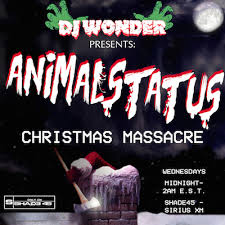 AnimalStatus Episode 97 - Christmas Massacre Tracklist - DJ Wonder™