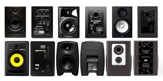 speakers studio. best studio monitors speakers