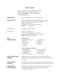 Resume Format Examples For Students Medical Student Template Word