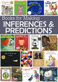 book list for making inferences and predictions this reading mama