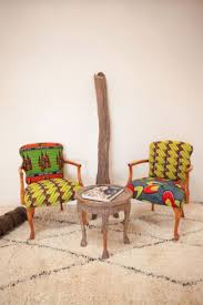 african textiles dutch wax resist upholstered chairs in home garden furniture chairs