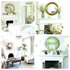 decor above fireplace over fireplace decor inspirational design decorative mirrors for above fireplace mirror mirror on