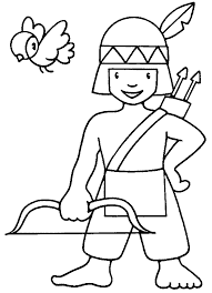 Small Picture Animations A 2 Z Coloring pages of Native americans