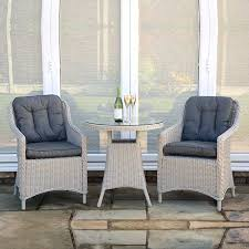 henley bistro set with 70cm table 2 henley chair